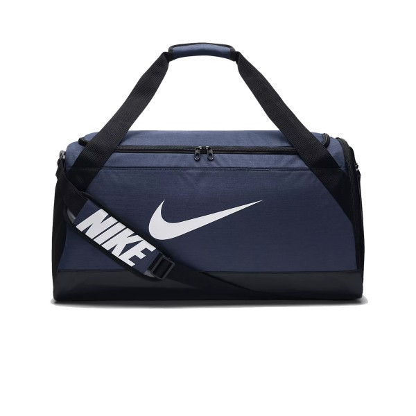 Nike Brasilia Duffel Bag Medium Blue