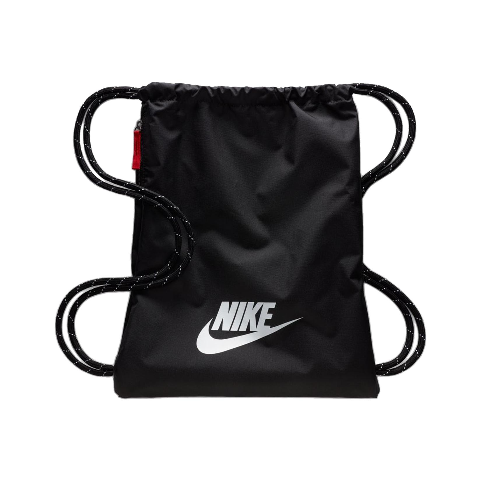 Nike Heritage 2 Gymsack Black