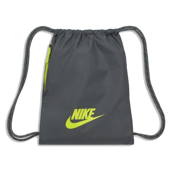Nike Heritage 2 Gymsack Grey