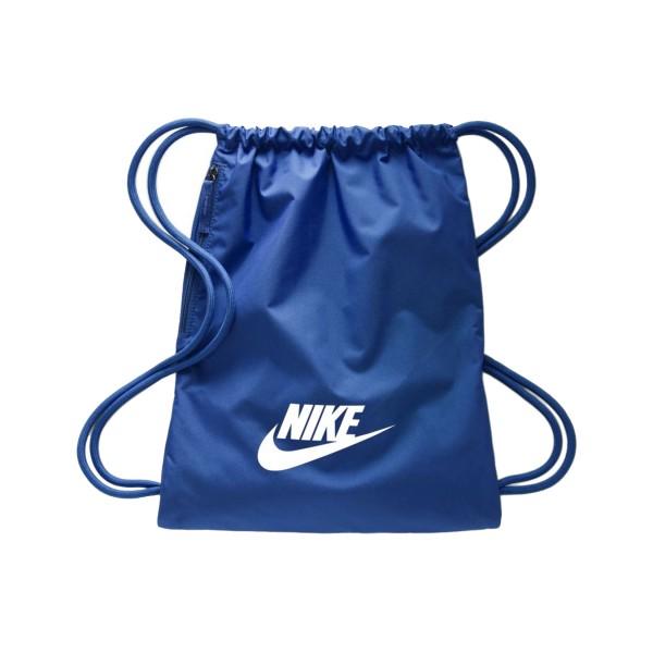 Nike Heritage 2 Gymsack Blue