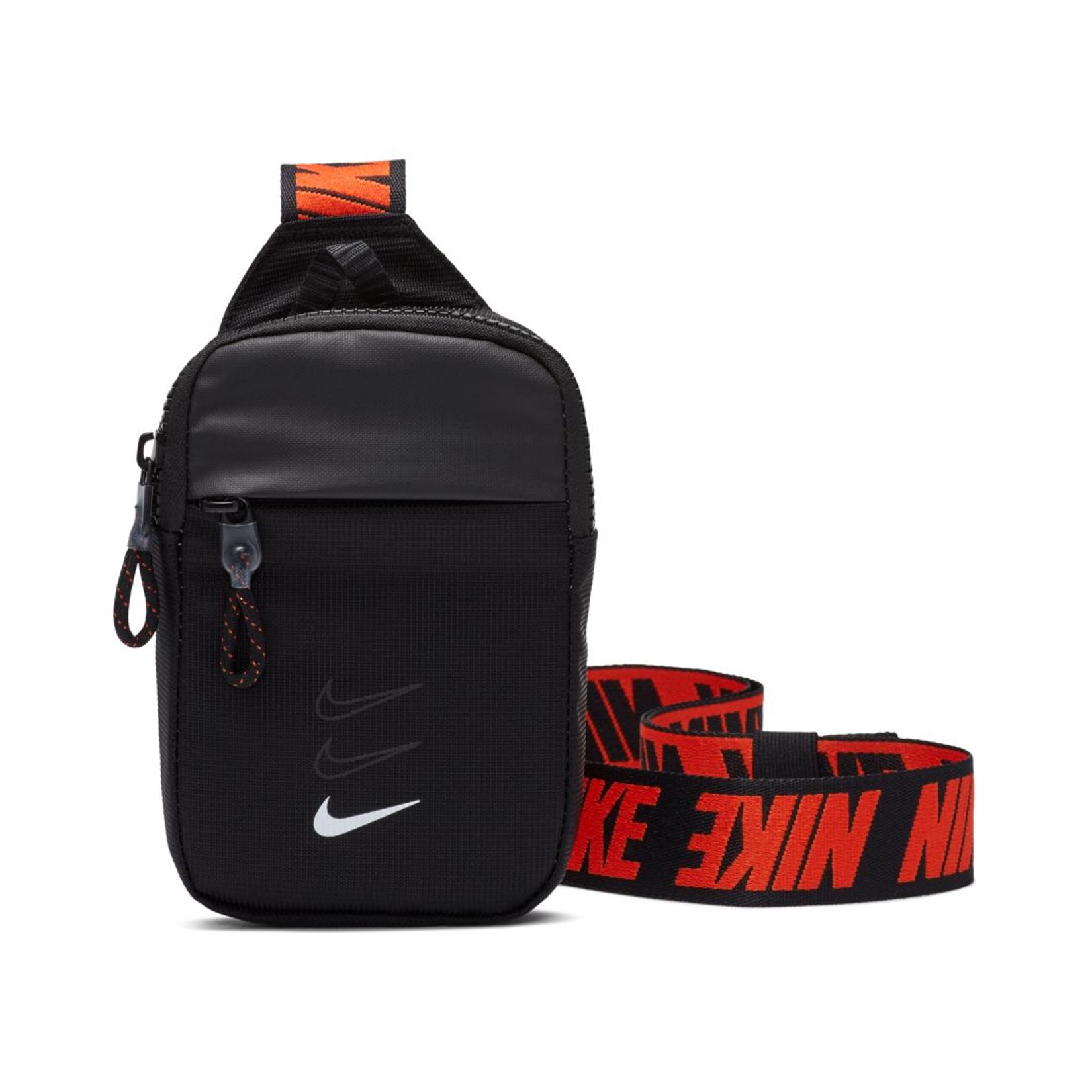 Nike Sportswear Essential Hip Pack Black - Orange