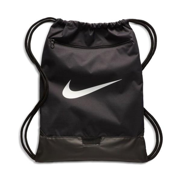 Nike Brasilia Training Gym Sack Μαυρο