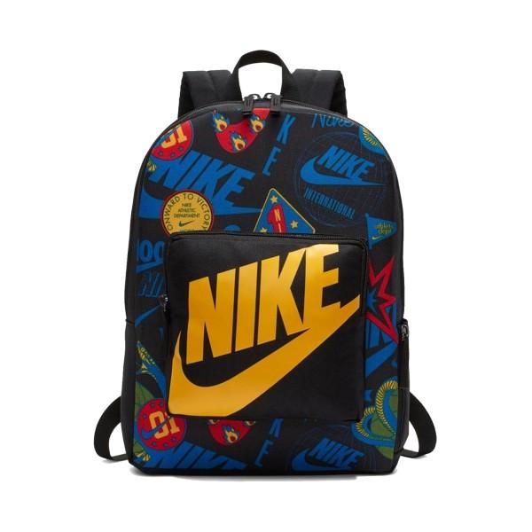 Nike Classic Printed Backpack Black