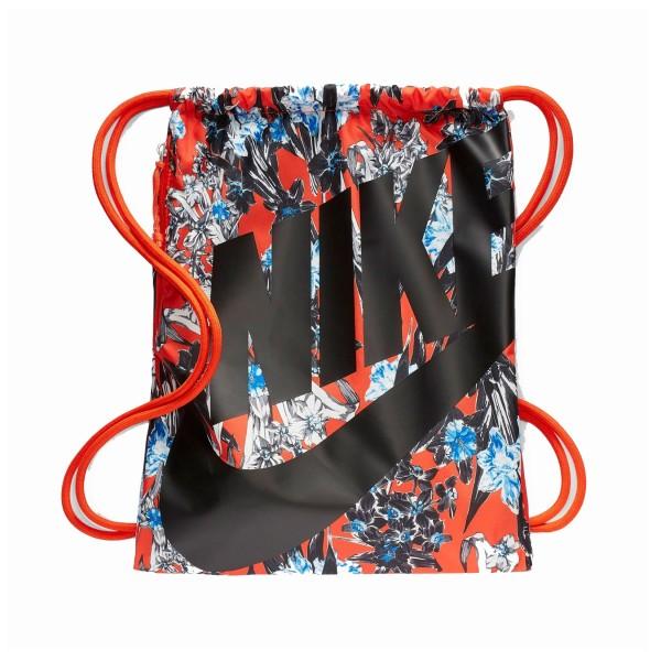 Nike Heritage Ultra Gymsack Orange - Flowers
