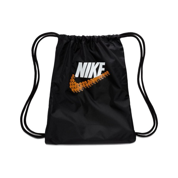 Nike Graphic Gymsack Black