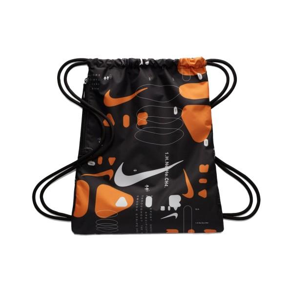 Nike Heritage 2 Gymsack GFX2 Black