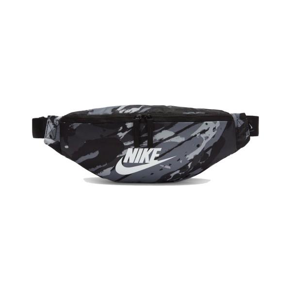 Nike Sportswear Heritage Waist Pack Camo Black