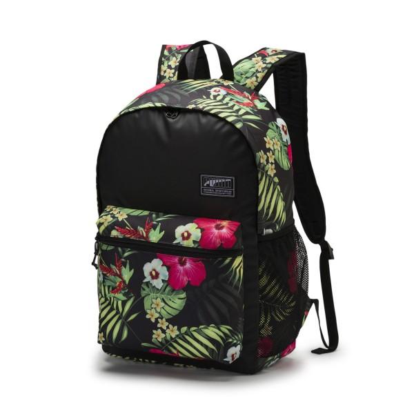 Puma Academy Black - Floral