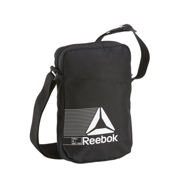 Reebok Sport Active Foundation City Bag Black - White