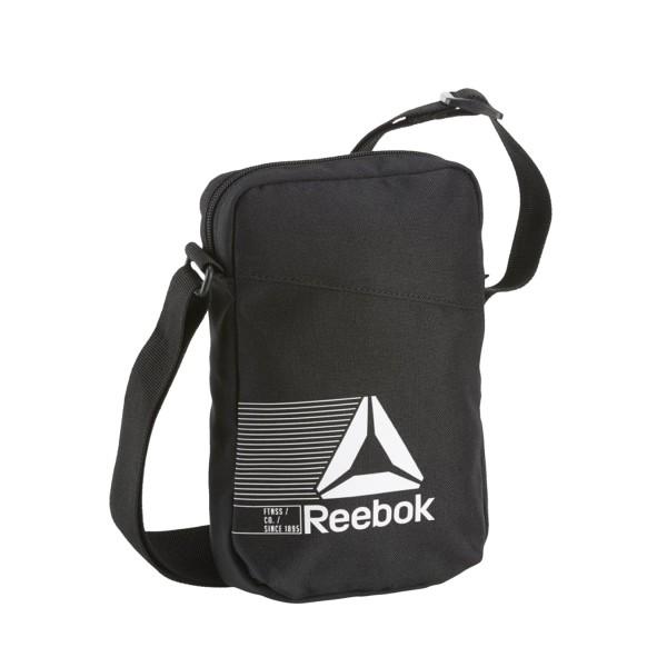 Reebok Sport Active Foundation City Bag Black - White