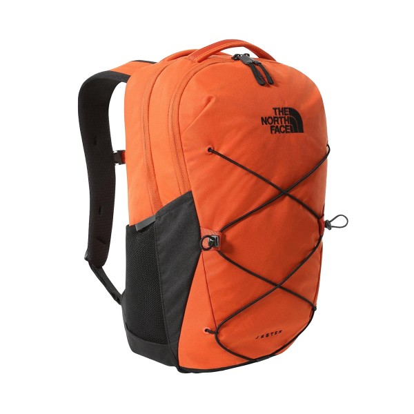 The North Face Jester 28L Τσαντα Πλατης Πορτοκαλι