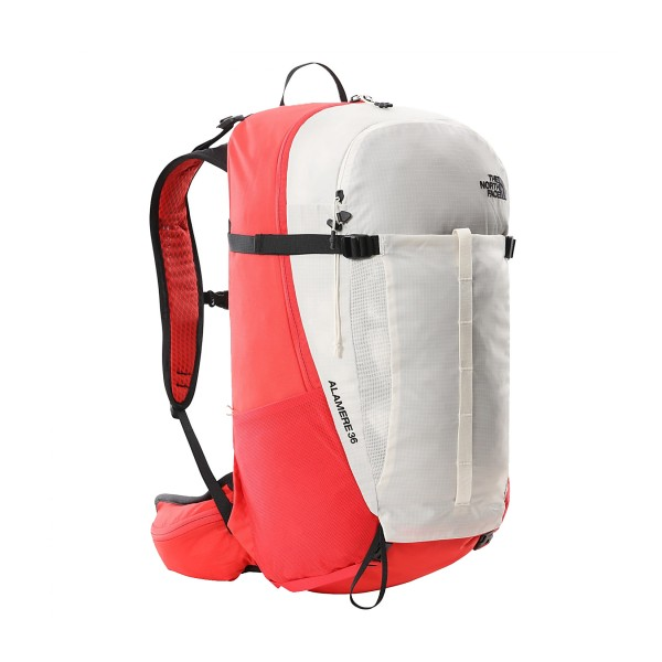 The North Face Basin 36L White - Red