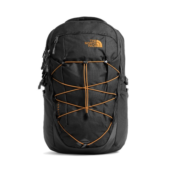 The North Face Borealis 28L Grey - Yellow