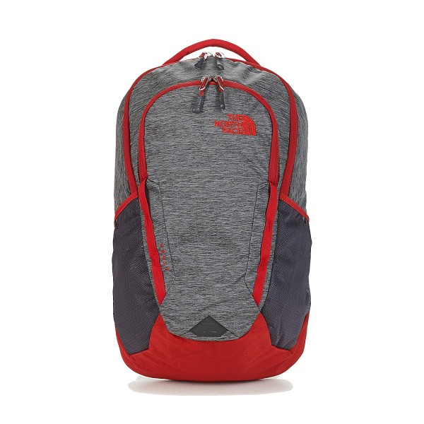 The North Face Vault 27L Grey - Red