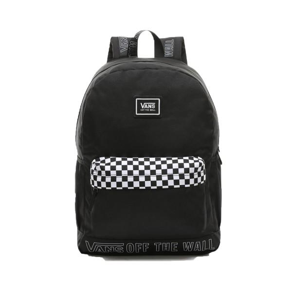 Vans Realm Sporty Plus Checker Black - White